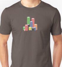poker chips Unisex T-Shirt