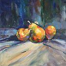Fresh produce by Ivana Pinaffo