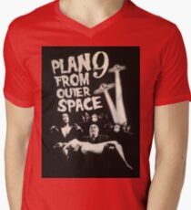 Plan 9 from outer space - the movie Men's V-Neck T-Shirt