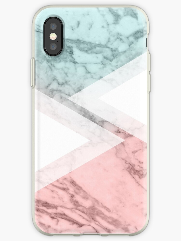 size 40 b6300 7e7fd 'Marble Phone Case' iPhone Case by amberdaisy