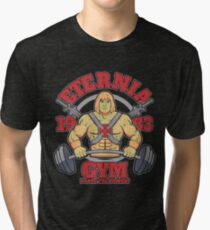 Camiseta de tejido mixto Eternia Gym v2
