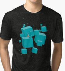 MONUMENT  Tri-blend T-Shirt
