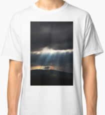 Heaven beaming down from the sky Classic T-Shirt