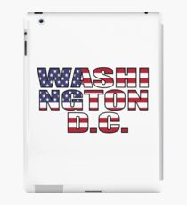 Washington D.C iPad Case/Skin