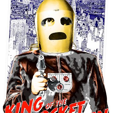 King Of The Rocket Men TV Serial by OutlawOutfitter