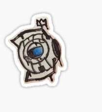 Wheatley Sticker