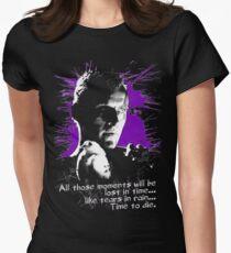 Rutger Hauer Bladerunner T-Shirt Womens Fitted T-Shirt