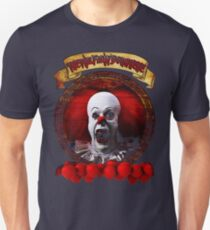 Tim Curry Pennywise Stephen King T-Shirt Unisex T-Shirt