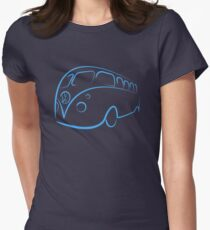 Kombi, what else can I say? Women's Fitted T-Shirt