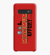 Dead Poo L - Maximum Effort Case/Skin for Samsung Galaxy