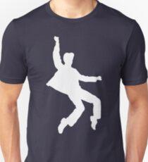 White Elvis T-Shirt