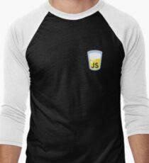 BeerJs  Men's Baseball ¾ T-Shirt