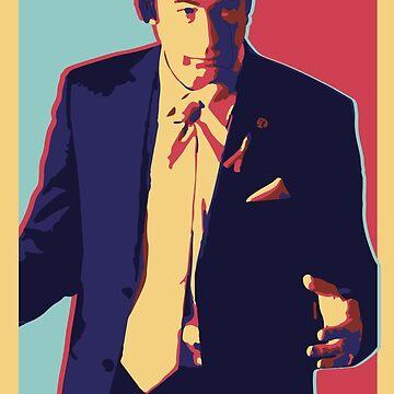 Breaking Bad: Saul Goodman, SINNER by Wellshirt