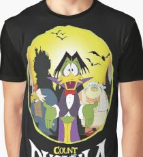 COUNT DUCKULA Graphic T-Shirt