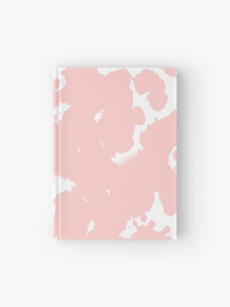 Rosequartz Pantone Color Cute Girly Pastel Marble Trendy Hipster Gift For College Dorm Decor Hardcover Journal