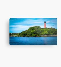 I love Jupiter Florida Metal Print