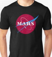 mars Unisex T-Shirt