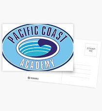 PCA Pacific Coast Academy Zoey 101 Postcards