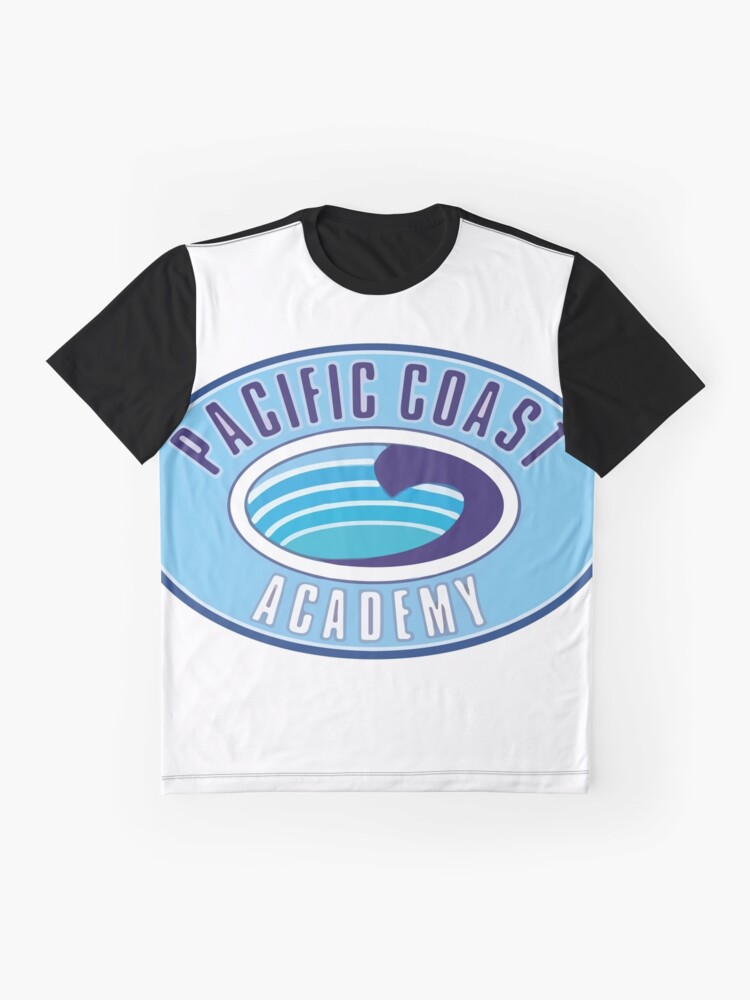 Alternative Ansicht von PCA Pacific Coast Akademie Zoey 101 Grafik T-Shirt