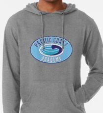 PCA Pacific Coast Akademie Zoey 101 Leichter Hoodie