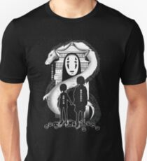 Spirited Noir  T-Shirt