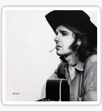 Glenn Frey Sticker