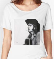 Glenn Frey Women's Relaxed Fit T-Shirt