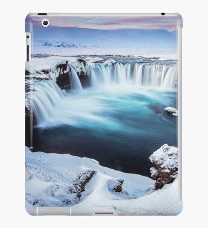 Godafoss - The waterfall of the gods iPad Case/Skin