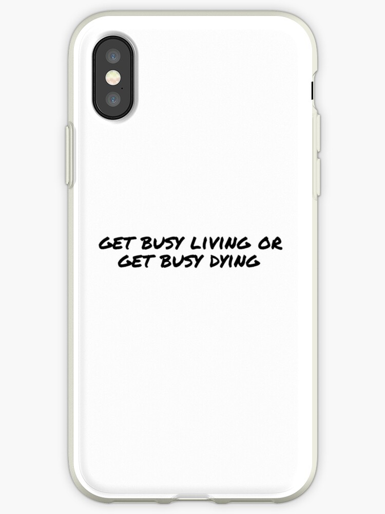 size 40 1629f b2ab7 'Motivational Inspirational Quotes' iPhone Case by MrAnthony88