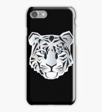 GeoTiger iPhone Case/Skin