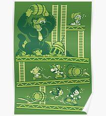 Dragon Kong Ball Poster