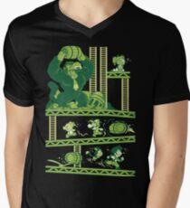 Dragon Kong Ball Men's V-Neck T-Shirt