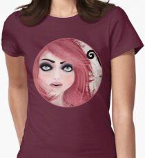 Dear little doll series... MUFFIE Women's Fitted T-Shirt