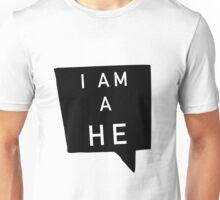 I AM  HE V2 Unisex T-Shirt