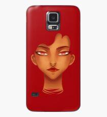 Red Eyes Case/Skin for Samsung Galaxy