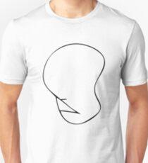 Camiseta ajustada Es dignidad, Luanne.