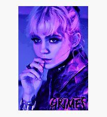 Grimes 2016 Photographic Print