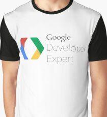 Google Developer Expert Graphic T-Shirt