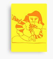 Peng! - Stereolab Canvas Print