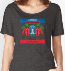 HARISSA Women's Relaxed Fit T-Shirt