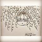 Aglo Curly Mugs  by Glori Feliciano