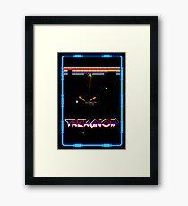 TREKANOID Framed Print