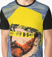 Vincent Van Pop Graphic T-Shirt