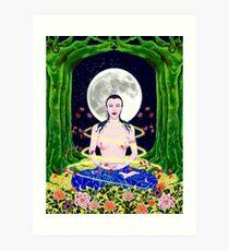 Tierra Art Print