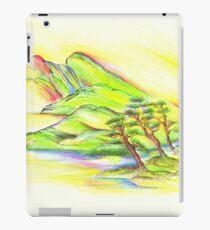 Rainbow Landscape iPad Case/Skin