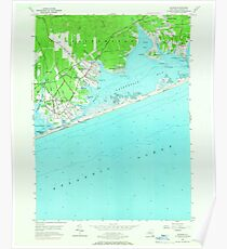 New York NY Quogue 136002 1956 24000 Poster