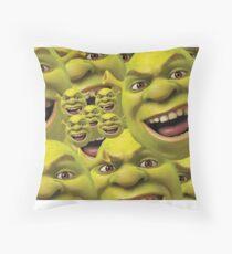 Shrek Throw Pillow
