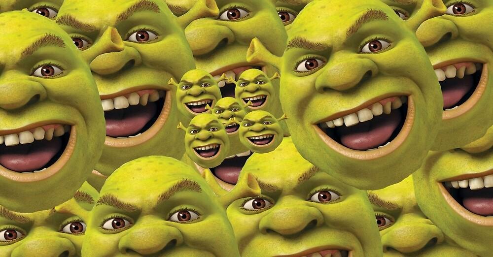 Shrek by makuz01