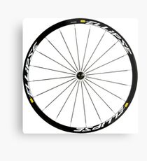 Mavic Ellipse Wheels Metal Print