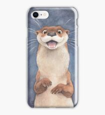 Otter! iPhone Case/Skin